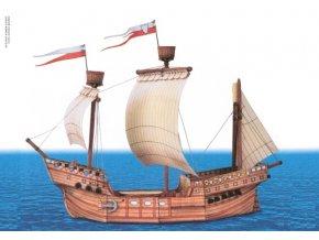 hanzovní koga z roku 1740