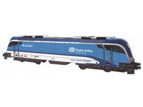 ES64U4 - Taurus - elektrická lokomotiva