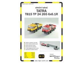 Tatra T815 TP 24 265 6x6.1R