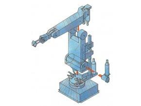 průmyslový robot VUKOV PR 32 E