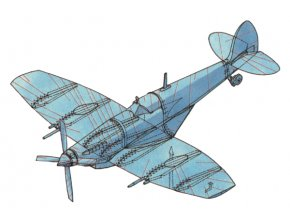 Vickers Supermarine Spitfire J.F. Mk. IXE