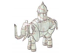 parní slon