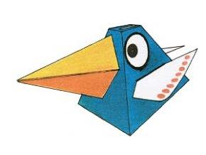 ptáček Klapzobáček