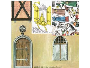 Dům řemeslníka v 15. stol.