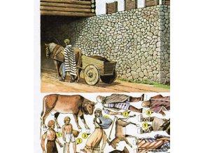 První stavitelé měst