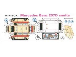 Mercedes Benz 207D