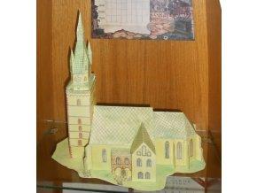 kostel sv. Kateřiny v Kremnici
