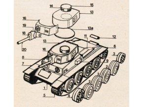 tank ČKD