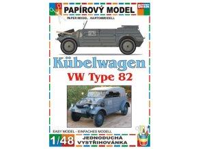 Kübelwagen VW type 82