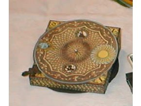 sluneční kompas a hodiny