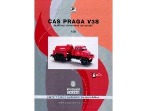 CAS Praga V3S - hasiči Kostelní Hlavno