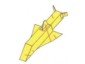 létající raketoplán