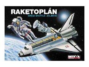 Space Shuttle Atlantis + Magellan