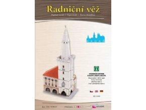 Kadaň - Radniční věž
