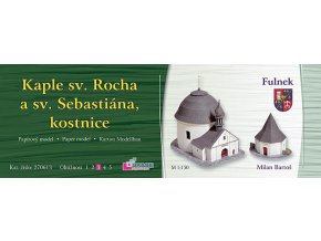 Fulnek - Kaple sv. Rocha a sv. Sebastiána + kostnice