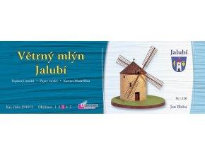 Jalubí - Větrný mlýn