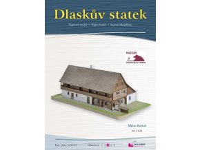 Dlaskův statek - Dolánky u Turnova