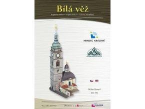 Bílá věž a kaple sv. Klementina - Hradec Králové