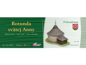 Prihradzany - rotunda sv. Anny