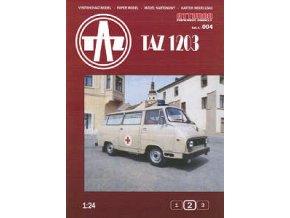 TAZ 1203 (Škoda 1203)