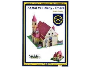 Trnava - kostel sv. Heleny
