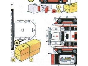 Amphi-Ranger 2800 SR (2 ks) + Volkswagen LT 40 Camp + Dethleffs + Liaz 4x4 Lambaréné