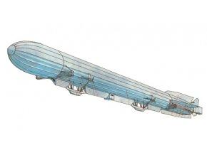 vzducholoď LZ-4