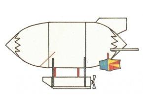 vzducholoď NC-P11