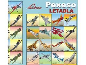 Pexeso - Letadla