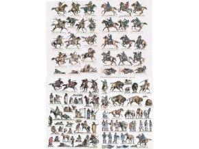 Indiáni a vojáci