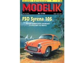 FSO Syrena 105