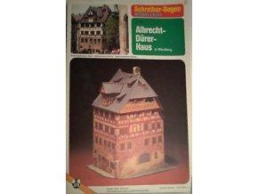 Dům Albrechta Dürera - Norimberk