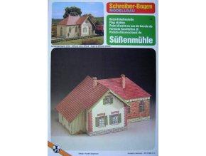 nádraží Süssenmühle