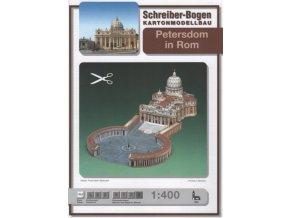Bazilika sv. Petra - Vatikán, Řím