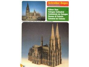 katedrála svatého Petra - Kolín nad Rýnem