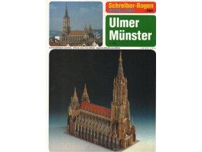 katedrála v Ulmu