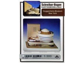 Guggenheimovo muzeum - New York
