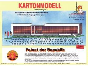 Berlin - Palác republiky