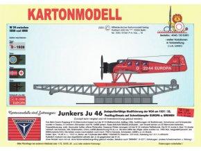 Junkers Ju 46 - D-2244 EUROPA
