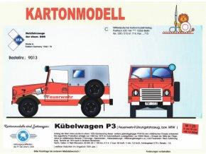 Kübelwagen P3