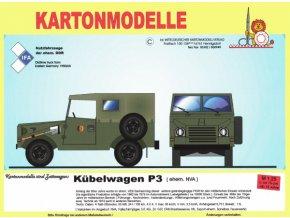 Kübelwagen P3 - NVA