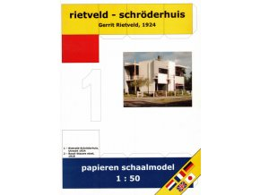 dům Rietvelda a Schröderové