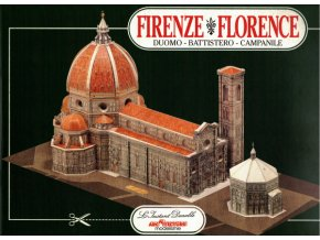Florencie - katedrála Santa Maria del Fiore