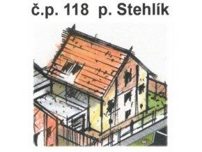 č.p. 118 p. Stehlík, Lipová ulice