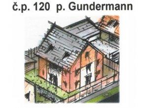 č.p. 120 p. Gundermann, Lipová ulice