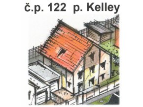 č.p. 122 p. Kelley, Lipová ulice