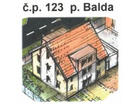 č.p. 123 p. Balda, Lipová ulice