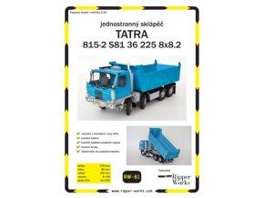 Tatra 815-2 S81 36 225 8x8.2