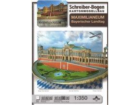 Maximilianeum, Mnichově