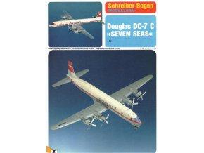 """Douglas DC-7 """"Seven Seas"""""""